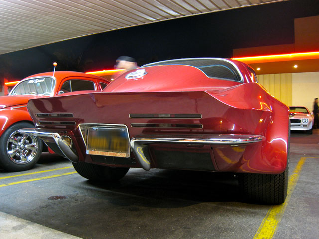 F X Constrain as well Corvette Roof Vents additionally Vette Custom in addition Shelby Cobra Kit Car Project Corvette Chassis No Engine besides Ucpl A Corvette Led Front Parking Light Amber Led Amber Lens. on 1965 corvette tail lights