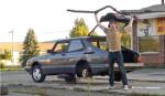 His Saab is an Angry Saab