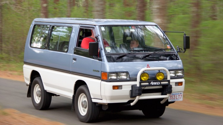 Delica Starwagon of the Commonwealth