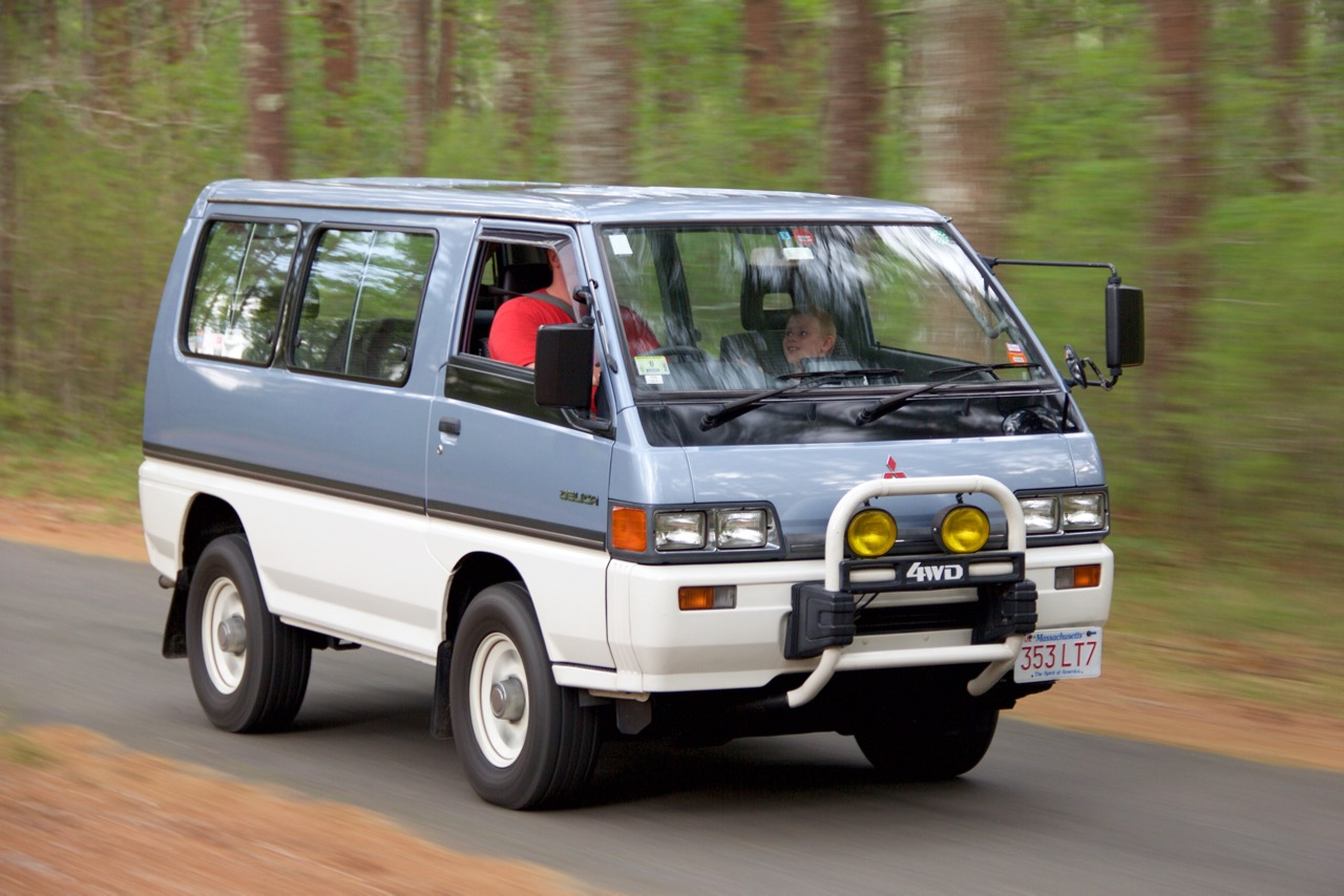 Delica Starwagon of the Commonwealth - CLUNKBUCKET