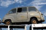 Fiat Multipla Revealed