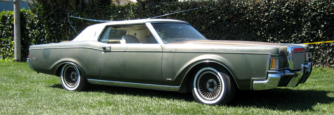 1971+lincoln+continental+mark+iii